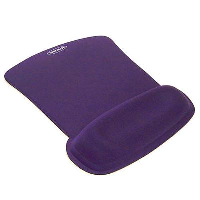 Belkin F8E262-BLU WaveRest Gel Mouse Pad - Blue