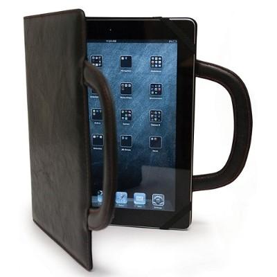 Mobile Edge MEIDF1 Deluxe iPad Folio - Black
