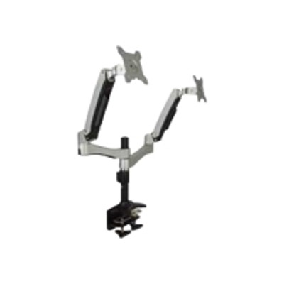 Planar 997-7031-00 Dual Arm - Stand for 2 LCD displays - black - screen size: 15-24