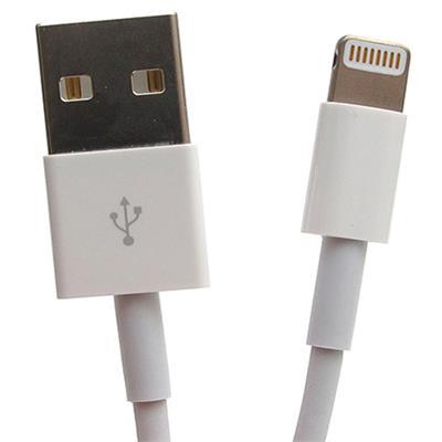 4XEM 4XUSB8PINCBL Lightning cable - USB (M) to Lightning (M) - for Apple iPad/iPhone/iPod (Lightning)