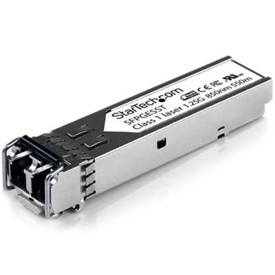Startech Sfpgesst Cisco Compatible Gigabit Fiber Sfp Module Mm Lc - 550m (ddm) - Sfp (mini-gbic) Transceiver Module