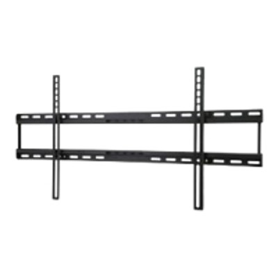 Peerless SFL670 SmartMountLT SFL670 - Wall mount for LCD / plasma panel - black powder coat - screen size: 39-75 - mounting interface: 800 x 400 mm