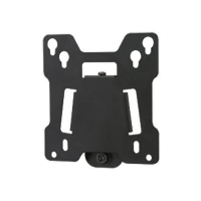 Peerless SFL624 SmartMountLT SFL624 - Wall mount for LCD display - black powder coat - screen size: 10-29