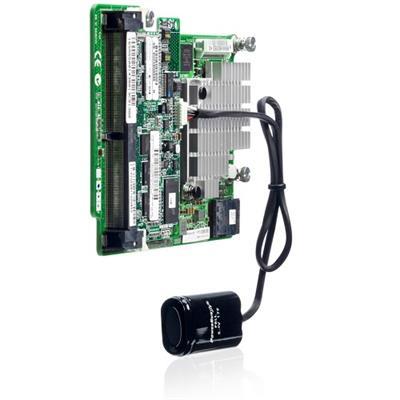 Hewlett Packard Enterprise 650072-B21 Smart Array P721m/2G FBWC 4-ports Ext Mezzanine SAS Controller