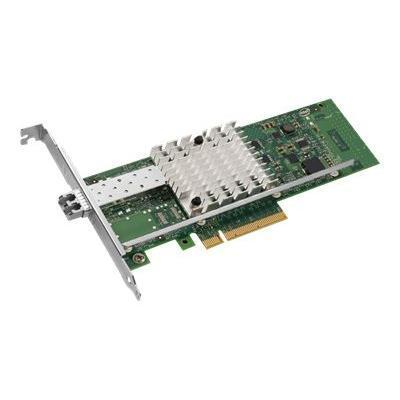 Intel E10G41BFSRBLK Ethernet Converged Network Adapter X520-SR1 - Network adapter - PCIe 2.0 x8 low profile - 10GBase-SR