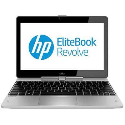 EliteBook Revolve 810 G1 Intel Core i5-3437U Dual-Core 1.90GHz Tablet -4GB RAM 128GB SSD 11.6 LED HD 802.11a/b/g/n Bluetooth Webcam TPM 6-cell 44Wh Li-Io