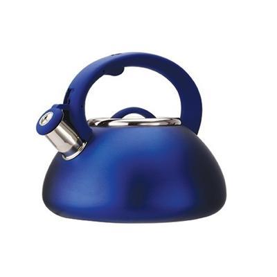 Primula Products PAVBL-6225 Avalon 2.5 Qt Whistling Kettle - Matte Blue