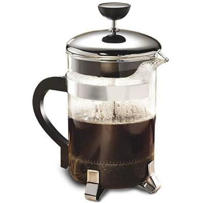 Primula Products PCP-6404 Classic Coffee Press 4 Cup - Chrome