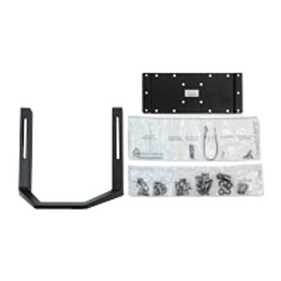 Ergotron 97-760-009 Monitor Handle Kit - Mounting component (handle  interface plate) - black - screen size: 32 - for P/N: 45-353-026