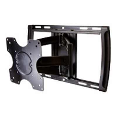 Omnimount Systems OS120FM OS120FM - Wall mount for LCD / plasma panel (Low Profile Mount) - black - screen size: 42-70