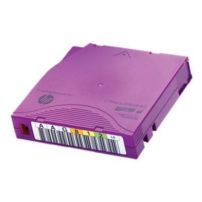Hewlett Packard Enterprise C7976AN HP LTO-6 ULTRIUM 6.25 TB MP RW NON CUSTOM LABELED DATA CARTRIDGE (20 PK)-C7976AN
