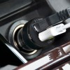 Audiovox Mini Dual USB Car Charger - Charge 2 iPhones and/or iPads at once