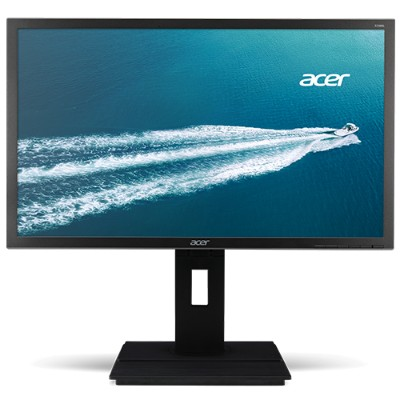 Acer Um.Fb6aa.001 B246hl 24 Inch Led Lcd Monitor 16:9 5 Ms Adjustable Display Angle 1920 X 1080 16.7 Million Colors 250 Nit 1 UM.FB6AA.001