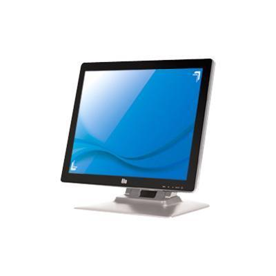 ELO Touch Solutions E924166 Desktop Touchmonitors 1723L iTouch Plus - LED monitor - 17 - touchscreen - 1280 x 1024 - 225 cd/m² - 800:1 - 30 ms - DVI  VGA - spea