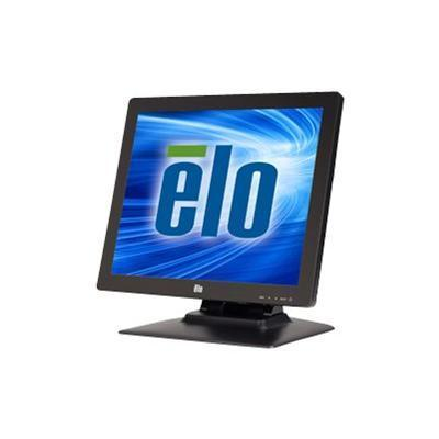 ELO Touch Solutions E785229 Desktop Touchmonitors 1723L iTouch Plus - LED monitor - 17 - touchscreen - 1280 x 1024 - 225 cd/m² - 800:1 - 30 ms - DVI  VGA - spea