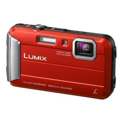 Panasonic DMC-TS25R Lumix DMC-TS25 - digital camera