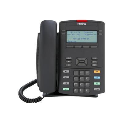 Avaya NTYS19BD70E6 1220 IP Deskphone VoIP phone SIP SRTP multiline charcoal