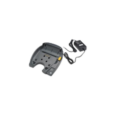 Zebra Tech P1050667-026 Printer vehicle cradle with charger - for QLn 420