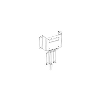Zebra Tech P1050667-037 Front Panel Kit - Printer mount panel kit - front - for QL 420 9531832