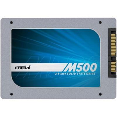 480GB M500 2.5inch 7mm SATA III with Adapter RTL