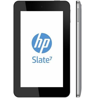 Slate 7 2800 ARM A9 Dual-Core 1.60GHz Tablet - 1GB RAM  8GB eMMC  7 Display  802.11 b/g/n  Bluetooth  Webcam  Silver