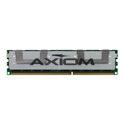 Axiom Memory 0A89411-AX AX - DDR3 - 4 GB - DIMM 240-pin - 1333 MHz / PC3-10600 - registered - ECC - for Lenovo ThinkServer RD330  RD530  RD630  TD330