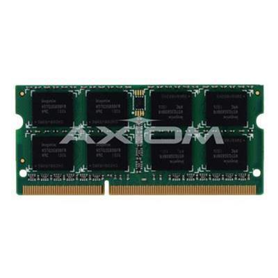 Axiom Memory AX27693524/1 DDR3 - 4 GB - SO-DIMM 204-pin - 1600 MHz / PC3-12800 - unbuffered - non-ECC - for HP Flexible Thin Client t620  ProDesk 400 G1  Toshib