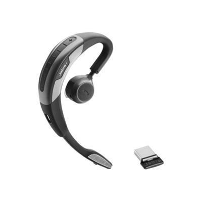 Jabra 6630-900-305 Motion UC MS - Headset - ear-bud - over-the-ear mount - wireless - Bluetooth