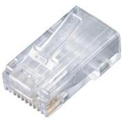 Black Box FM850-100PAK CAT5e Modular Plugs - 100 pack