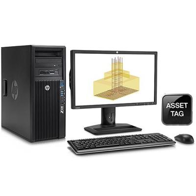Buy Smart Buy Z220 Intel Core i5-3470 Quad-Core 3.20GHz Convertible Minitower Workstation - 4GB RAM 500GB HDD SuperMulti... by HP