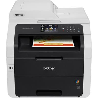 Brother MFC-9330CDW Digital Color All-in-One with Wireless Networking and Duplex Printing 9580611