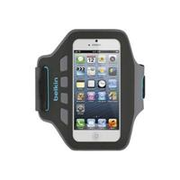 Belkin EaseFit Plus Armband For iPhone 5 - Blue