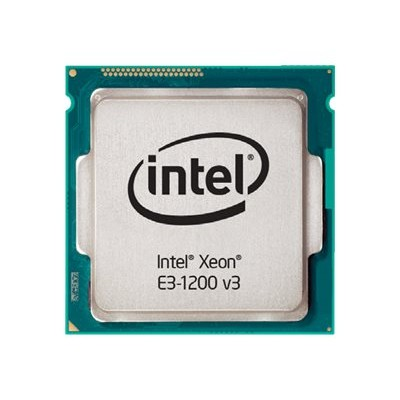 Intel BX80646E31220V3 Xeon E3-1220V3 - 3.1 GHz - 4 cores - 4 threads - 8 MB cache - LGA1150 Socket - Box