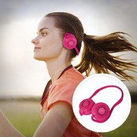 Arctic Cooling P311 Bluetooth Headset - Pink