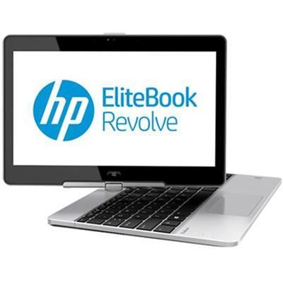 Smart Buy EliteBook Revolve 810 G1 Intel Core i3-3227U Dual-Core 1.90GHz Tablet -4GB RAM  128GB SSD  11.6 LED HD  802.11a/b/g/n  Webcam  TPM  6-cell 44Wh Li-Pol