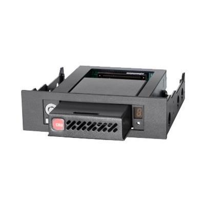 CRU-DataPort 6417-6500-0500 Data Express - Storage drive carrier (caddy) - 2.5 - black