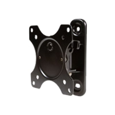 Omnimount Systems OS40TP OS40TP - Mounting kit ( wall plate  monitor plate ) for LCD / plasma panel ( Lift and Lock ) - durable black powder coat - screen size: