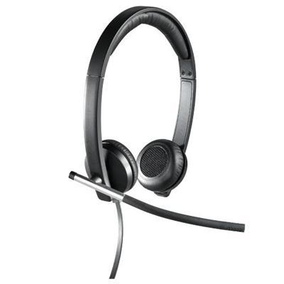 Logitech 981-000518 USB Headset Stereo H650e