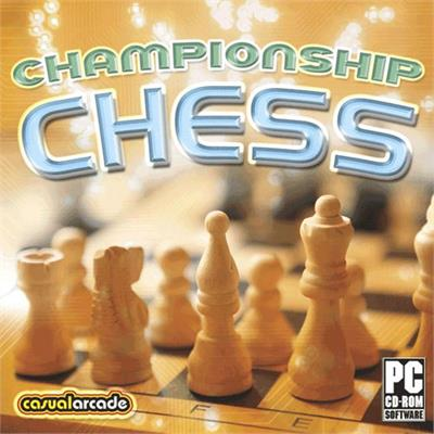 SelectSoft Publishing LFCHAMCHEJ ESD Championship Chess Win Electronic Software Download Version