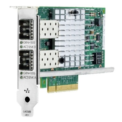 Hewlett Packard Enterprise 665249-B21 ETHERNET 10GB 2P 560SFP+ ADPTR
