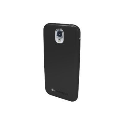 Kensington K44413WW Gel - Protective case for cell phone - black - for Samsung GALAXY S4
