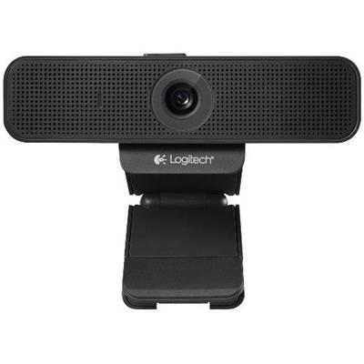 Logitech 960-000945 Webcam C920-c - Business Class Web Camera - Vivid Color At Full 1080p Resolution At Up To 30 Frames Per Second - Stereo Mics - High Speed Us
