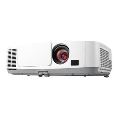 NEC Displays NP-P401W NP-P401W - LCD projector - 4000 lumens - WXGA (1280 x 800) - 16:10 - HD 720p - LAN