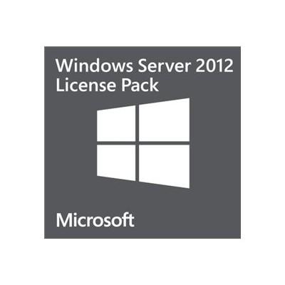 Lenovo 0C19608 Microsoft Windows Server 2012 - License - 50 user CALs - OEM