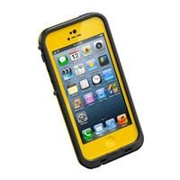 LifeProof fre Case for iPhone 5 - Yellow / Black