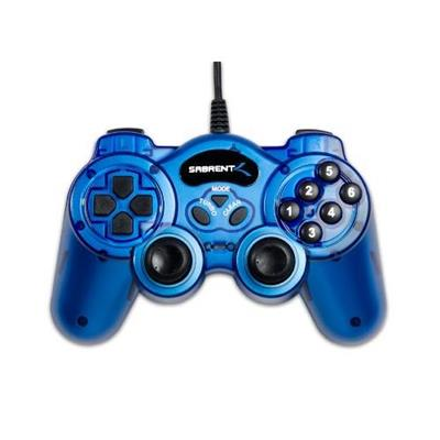 Sabrent USB-GAMEPAD Twelve-Button USB 2.0 Game Controller For PC