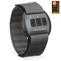 Scosche RHYTHM Bluetooth Armband Heart Rate Monitor - Grey
