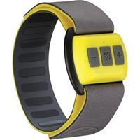 Scosche RHYTHM Bluetooth Armband Heart Rate Monitor - Yellow