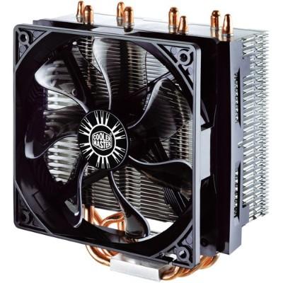 Cooler Master RR-T4-18PK-R1 Hyper T4 - Processor cooler - (LGA775 Socket  LGA1156 Socket  Socket AM2  LGA1366 Socket  Socket AM3  LGA1155 Socket  Socket AM3+  L