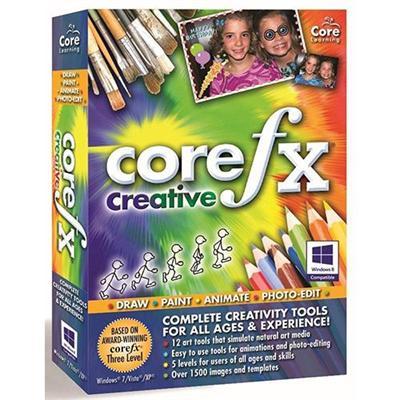 Core Learning COFX 1150 ESD Corefx Creative License ESD Win
